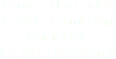 Service Upgrades New Construction Remodels Network & Security