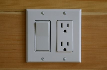 Electric Switch Plug If a plug or switch is worn it